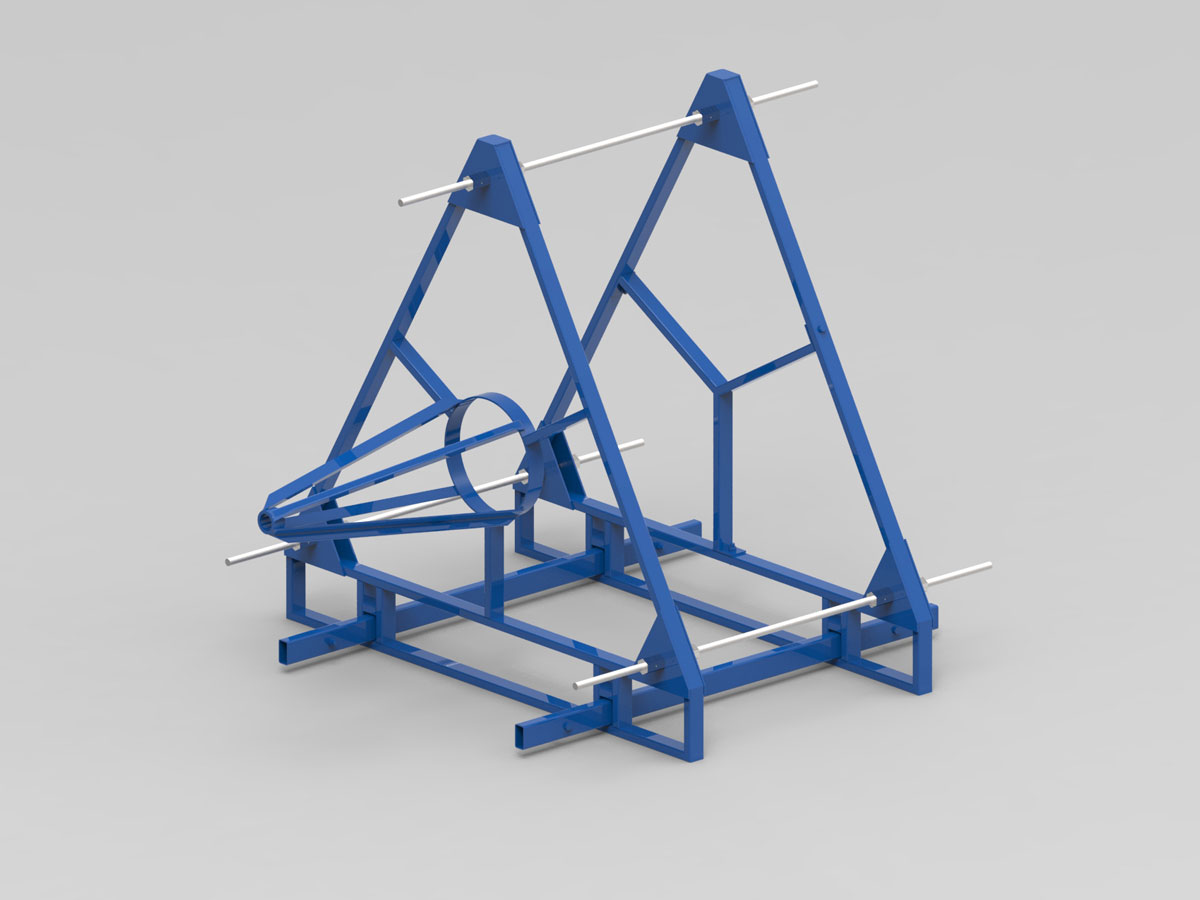 IHS Coil Frame
