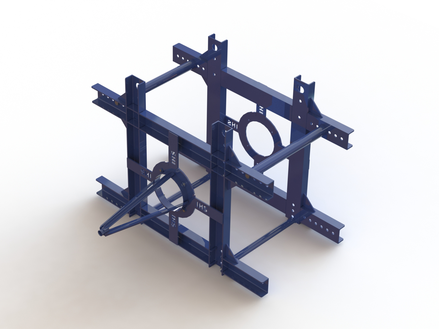 IHS Coil Lifting Frame