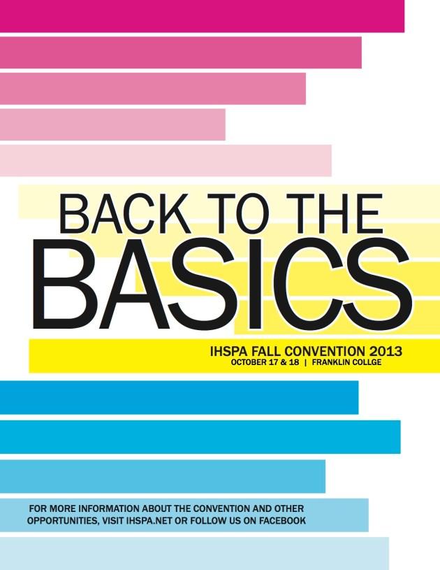 IHSPA Back to the Basics - Poster-3 copy 2