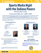 Pacers Flyer Page Insert