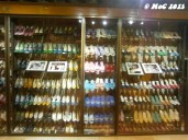 The museum has some 800 pairs of shoes of Imelda Marcos