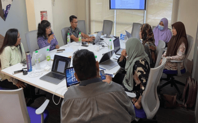 Discussion on Professional Diploma Training & Courses with CIAST