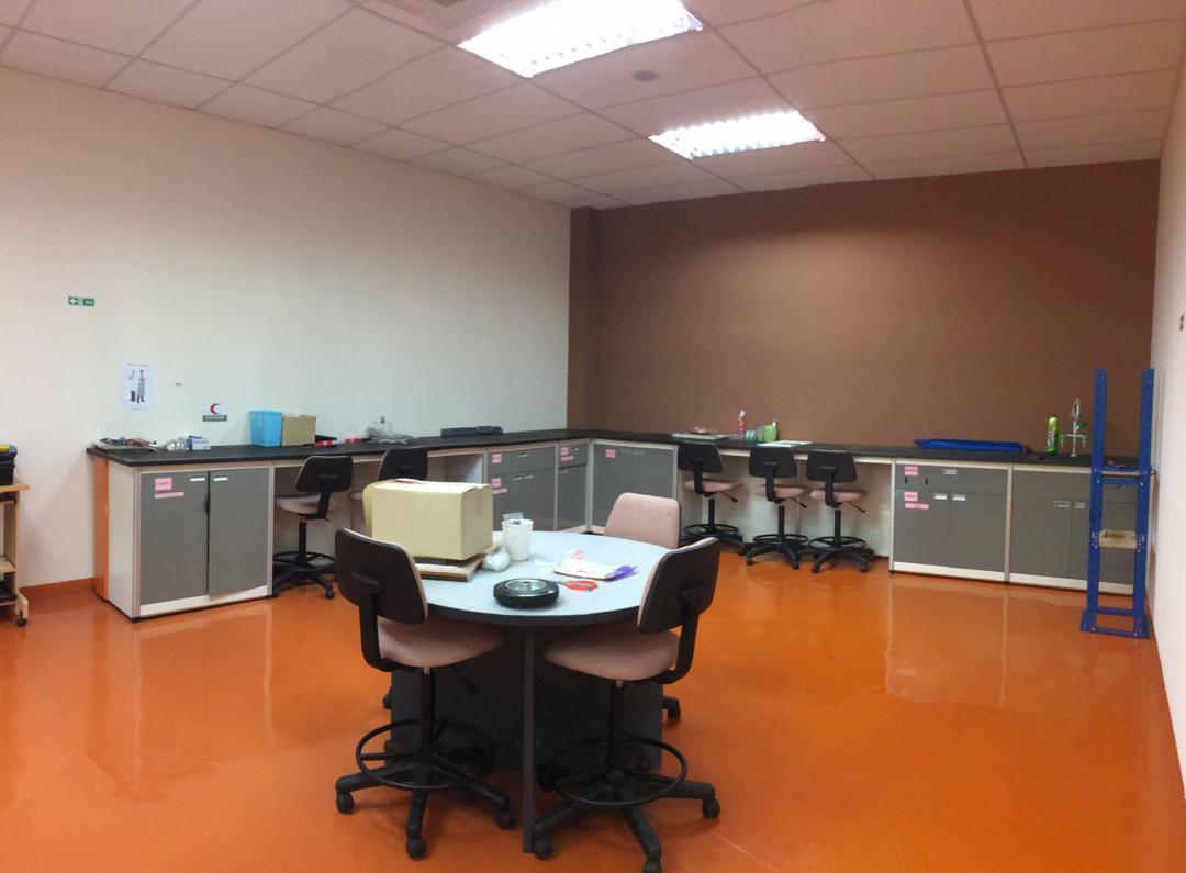 Bio-fluid Laboratory