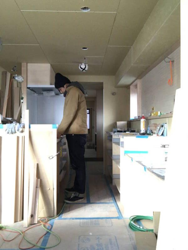 80cmのキッチン通路幅は狭い?!