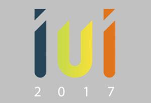 IUI Workshop 2017