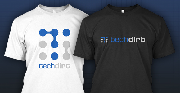 Techdirt Gear on Teespring