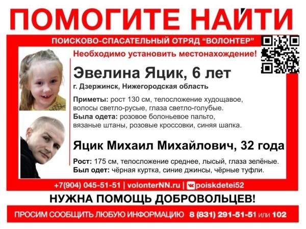 СК подключился к поиску пропавшей в Дзержинске шестилетней ...