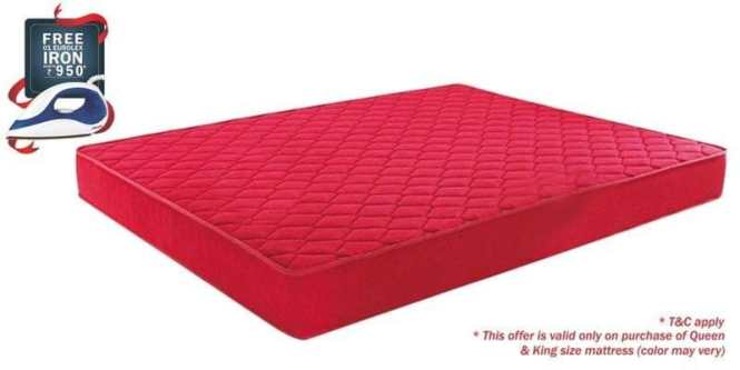 Bachelor S Single 4 Inch Gel Infused Foam Mattress By Amore