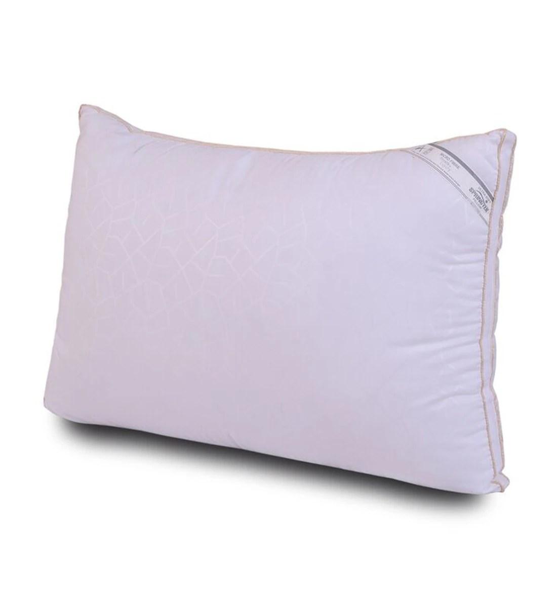 luxurious micro fibre single pillow insert 21x31