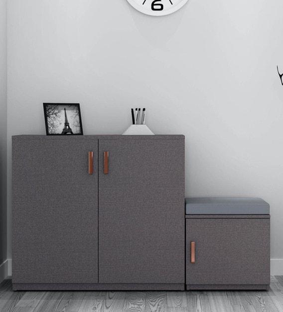 s29 shoe cabinet grey