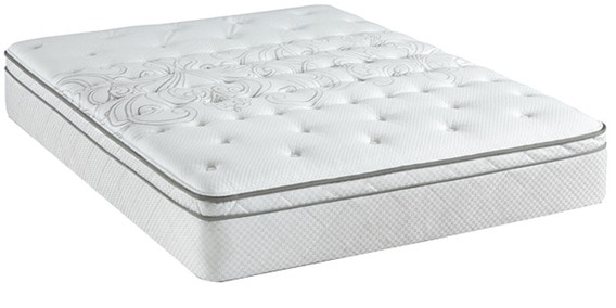 Serene Et 12 Inches Thick Bonnel Spring Mattress By Sleep Innovation