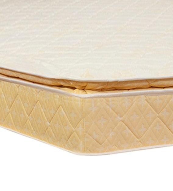 supernova pillow top 6 inches queen size pocket spring memory foam mattress