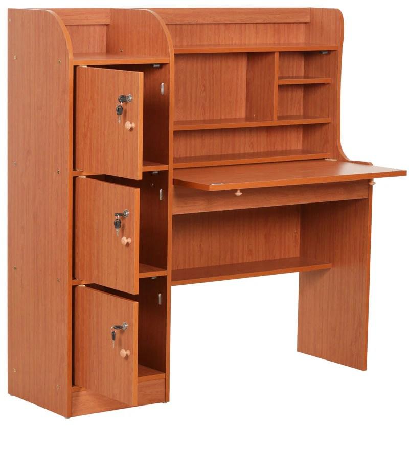 Buy Study Desk In Maple Finish By Royal Oak Online
