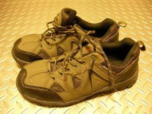 安全靴と土踏まずの痛み