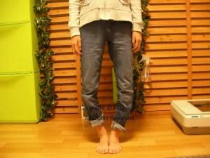 外出自粛の冬だからやりやすいO脚へのアプローチ。