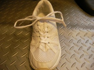 安定する靴しない靴。フィットする靴しない靴。