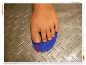 靴のサイズの選び方