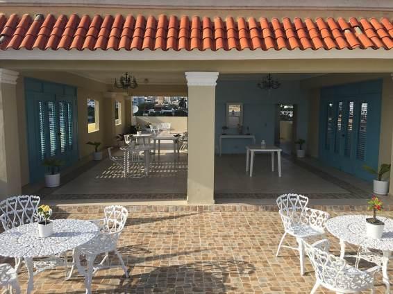 Hostal Bella Epoca_Community area3 terrace