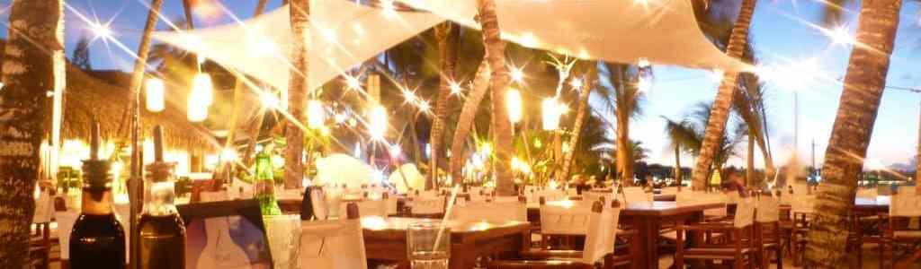 IIC Sosua Activities Cabarete Beach at night