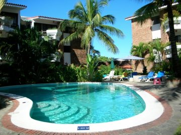 IIC Sosua Private Apartments - Example of Standard Apt10