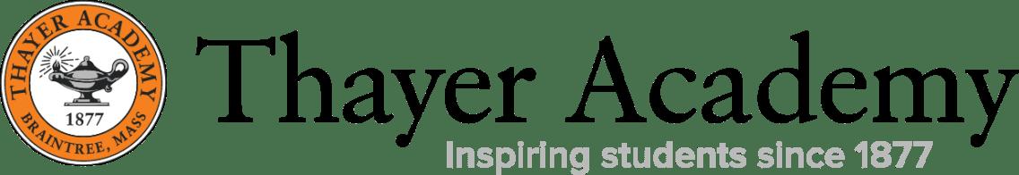 Thayer_Logo_Seal_Inspiring_Black_text