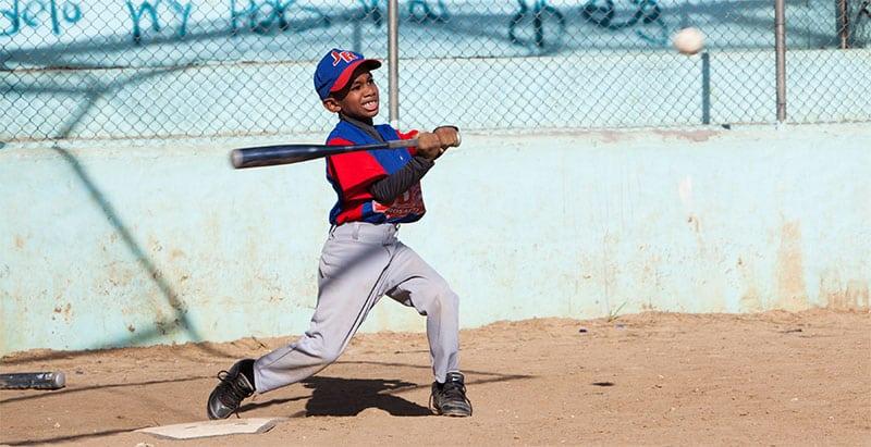 Baseball Popular Sport Republic Dominicana