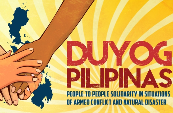 Duyog Pilipinas! Solidarity Action for the Philippines