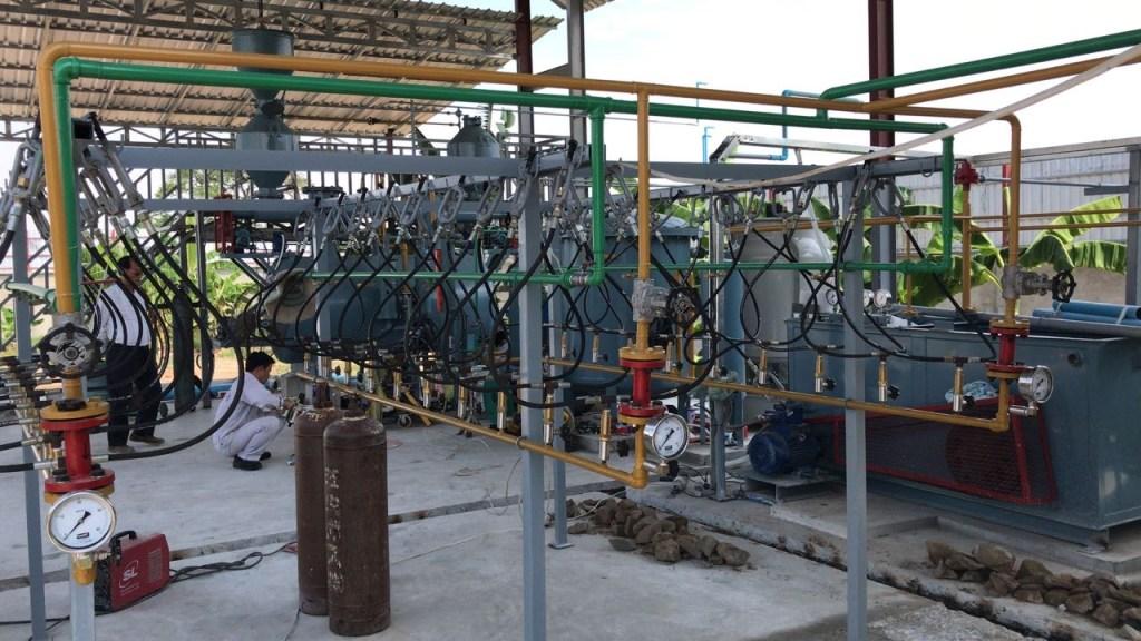 Acetylene Plant