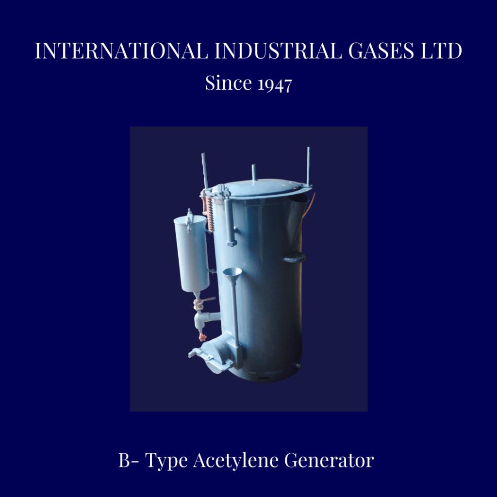 Portable Acetylene Generator