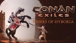 Conan Exiles Riders of Hyboria Pack Game