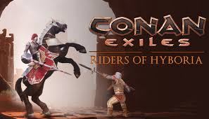 Conan Exiles Riders of Hyboria Pack Game