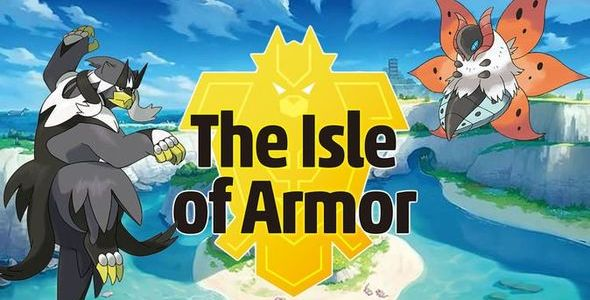 Pokemon Isle of Armour and Crown Tundra DLC Free Download