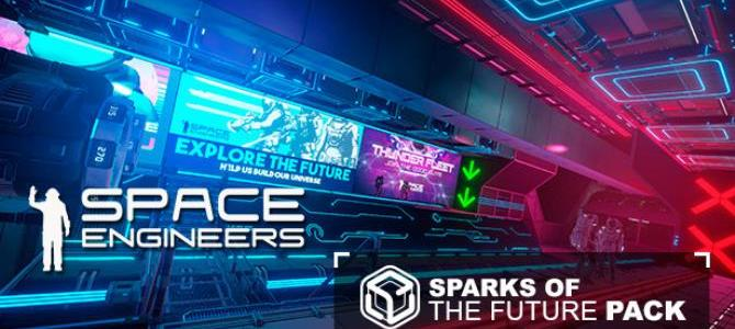 Space Engineers Sparks Of The Future Free Download