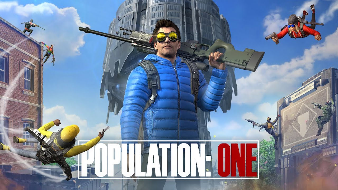 Population One Game Free Download