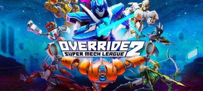 Override 2 Super Mech League Free Download
