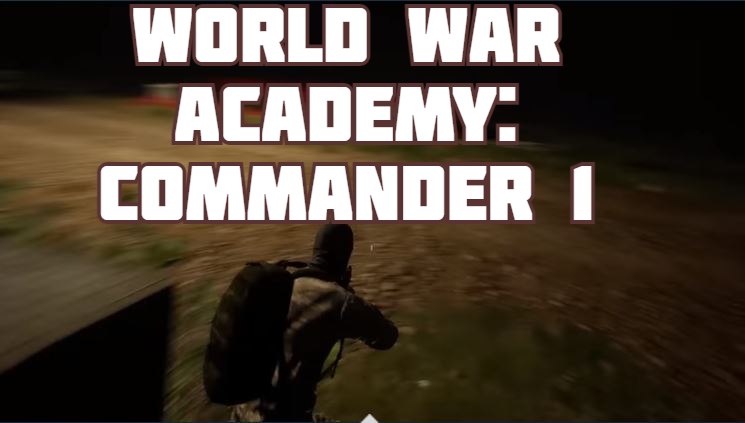 World War Academy - COMMANDER 1 Free Download