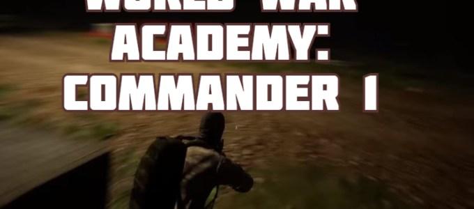 World War Academy - COMMANDER 1 Free Download