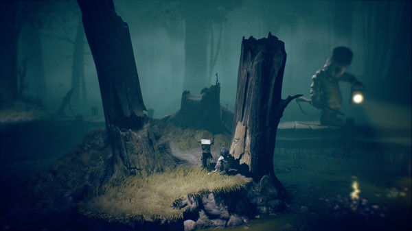 Little Nightmares II Gameplay