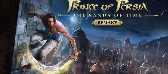 Prince of Persia: The Sands of Time Remake Download