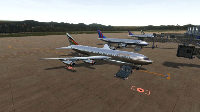 Airport Simulator 3: Day & Night PC GAME Free Download