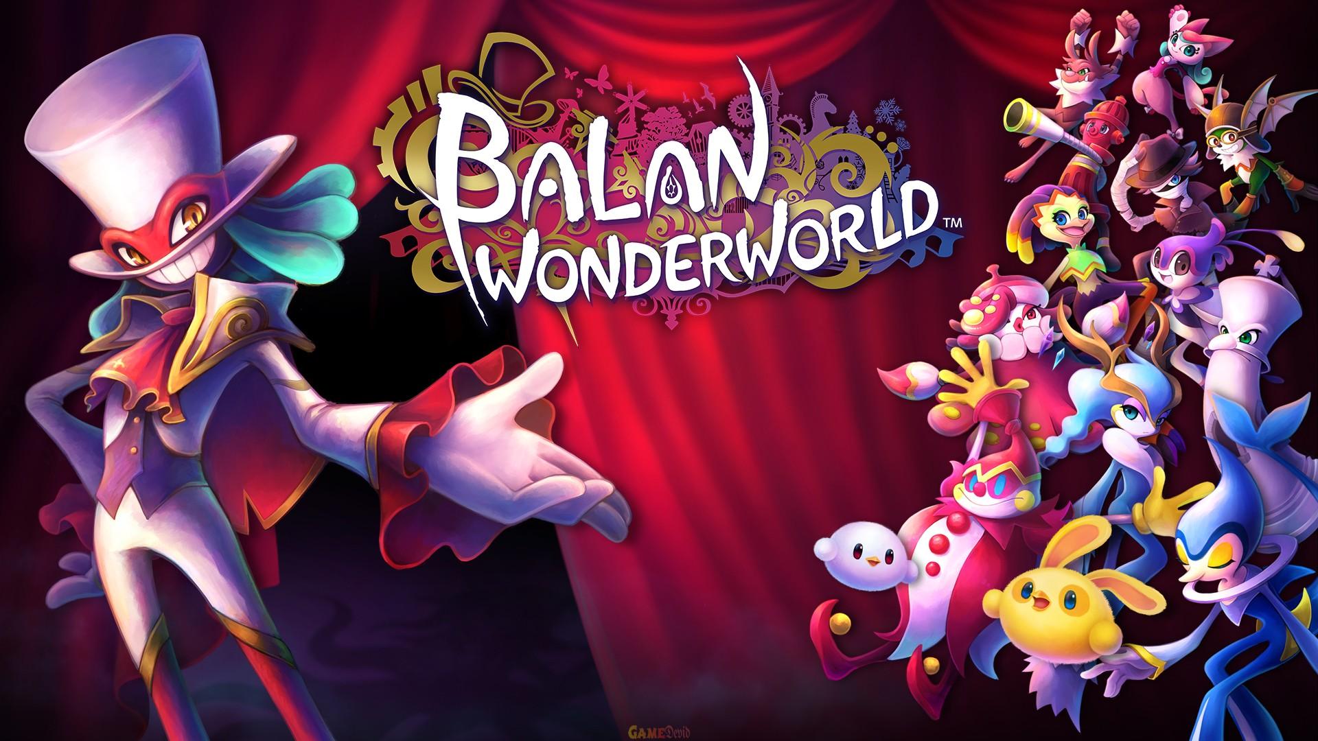 Balan Wonderworld Free Download