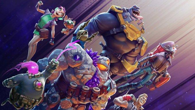 Drifters: Loot the Galaxy Game ScreenShot