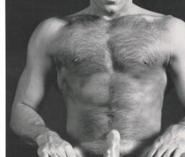 A Naked Man Wearing A Condom Advertisement For Safe Sex By The San Francisco Aids Foundation Black And White Lithograph 1988