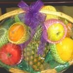 お盆(初盆)のお供えに果物の盛りかごをお探しの方に
