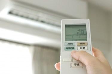 エアコンの最適温度は?睡眠を快適にするための温度調整
