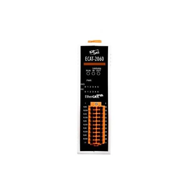 ECAT 2060CR EtherCAT IO Module 02 140057