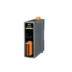 ET-2251 CR : Ethernet I/O Module/Modbus TCP/16DI