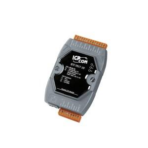 ET-7017-10 CR : Ethernet I/O Module/Modbus TCP/10/20AI/LED