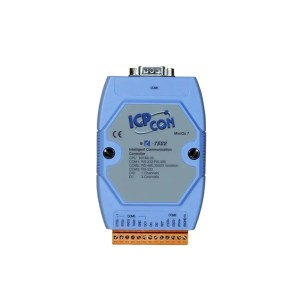 I-7522 CR : Converter/1 RS-485/2 RS-232