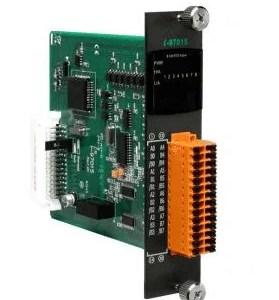 ICP DAS I-97015 : I/O Module/DCON/8AI/RTD/16bit
